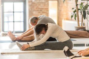 Pilates beoefenen bij Yogaschool in Hilversum Yogi Heroes