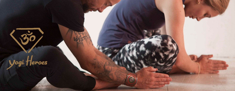 Yogi Heroes de yogaschool van Hilversum