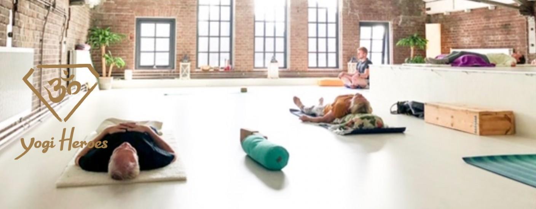 Yogi Heroes de yogaschool in Hilversum
