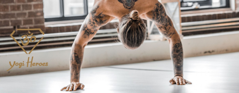 Yogi Heroes is de Yogaschool in Hilversum